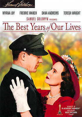 The Best Years of Our Lives (DVD, 2013) NEVER USED.+ READ BELOW FOR FREE S&H OFR