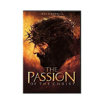 DVD THE PASSION OF THE CHRIST A Mel Gibson Film WIDESCREEN New