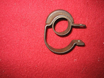 M1 Carbine Type 1 barrel band Inland original finish, missing swivel and screw