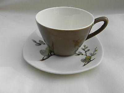 Midwinter Stylecraft SPRING WILLOW COFFEE CUP & SAUCER.