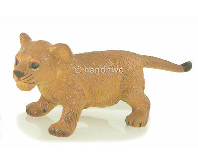 AAA 96765STA Lion Cub Standing Model Toy Figurine Replica - NIP