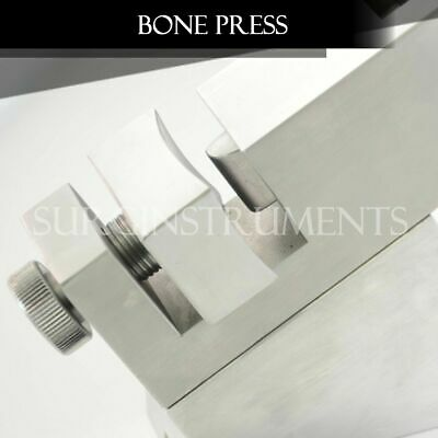 Large Bone Press Plate Bending Orthopedic Instrument