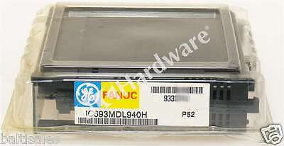 New GE Fanuc IC693MDL940H 90-30 Series 16Point Relay Output N.O. Module