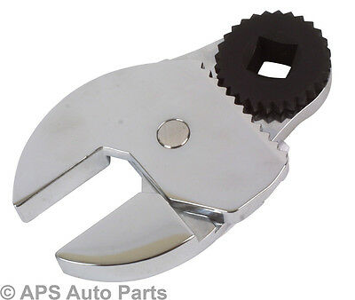 """Laser Tool Adjustable Wrench 1/2""""D Power Bar Track Rod Ends Mechanic 6-45mm New"""