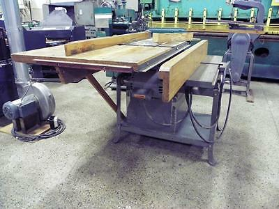Delta Rockwell Combination Table Saw Jointer