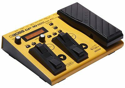 Boss GP10GK Guitar Processor Pedal Includes GK-3 Pickup And Cable