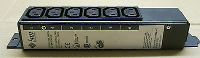 Sun Microsystems NGRPS-6 240VAC 6-Port Power Distribution Unit PDU 370-6470-01