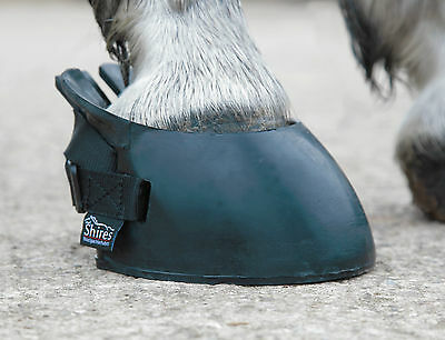 SHIRES TEMPORARY SHOE BOOT 1847 horse pony hoof hooves protection barefoot