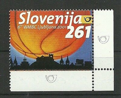 BASKETBALL/ Slowenien MiNr 358 **