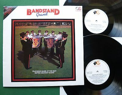 Bandstand Grand inc Skye Boat Song & Trumpet Voluntary + CR 090 LP x 2