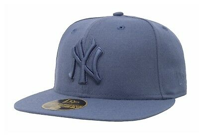 b016a9a8e4f NEW ERA 59FIFTY Cap MLB New York Yankees Mens Brown White Fitted ...