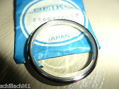 Seiko 0703-7100 Elnix Faceted Crystal, Genuine Seiko Nos