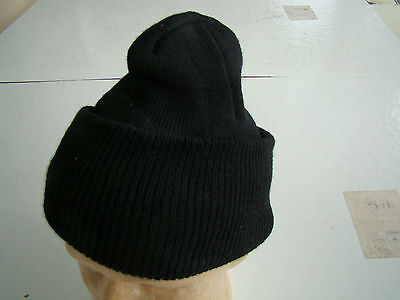 Usmc Us Marines Recon Raiders Cold Foul Weather Combat Bdu Knit Black Watch Cap