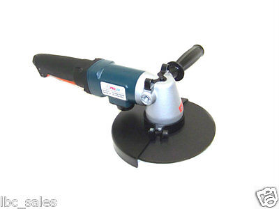 "Heavy Duty 7"" Pneumatic Air Angle Sander Grinder Polisher Cutter 7000RPM"