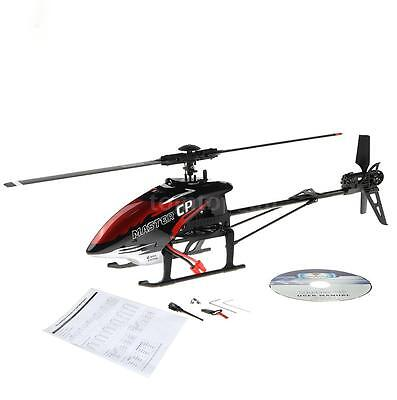 Hot Original Walkera Master CP Flybarless 6-Axis Gyro 6CH BNF RC Helicopter