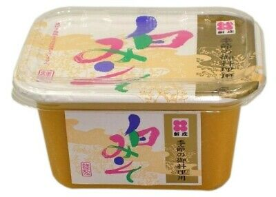(12,30€/1kg) [ 300g ] SHINJYO MISO Suppen-Paste, HELL [ Shiro Shiro Miso ] Suppe
