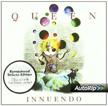 Queen - Innuendo -Delux  Cd Pop-Rock Internazionale