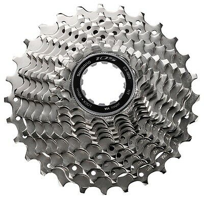 Shimano CS-5800 105 11 Speed Cassette 11-32T also suits Ultegra OEM