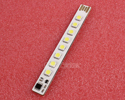 ICSI005A Pure White USB Touch Control Light-Dimmer USB Light