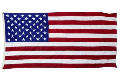 United States Of America Stars And Stripes 5 Foot By 9 Foot 6 Inch Cotton Flag