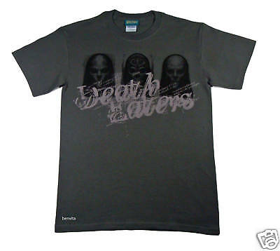 Harry Potter - Death Eaters Todesser T-Shirt Gr. M grau 100% Baumwolle - Neu