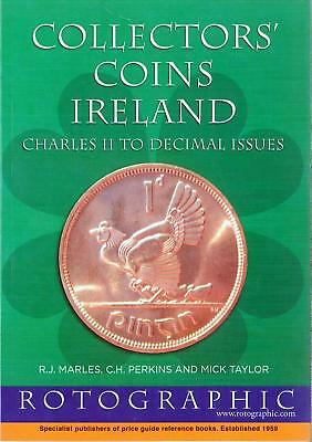 Collectors Coins Ireland Charles II To Decimal Issues Price Guide