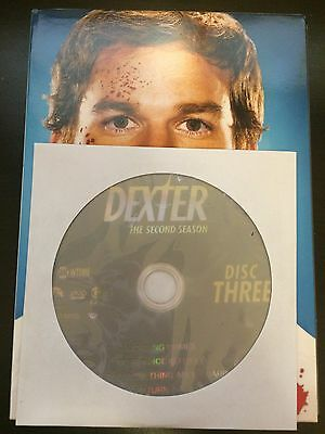 Dexter - Season 2, Disc 3 REPLACEMENT DISC (not full season)