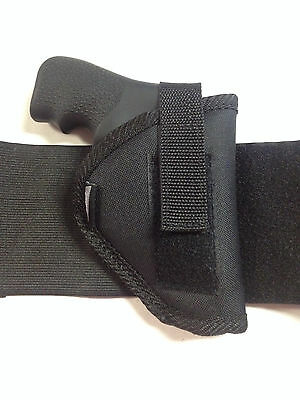 Ankle Holster Fits Ruger LCR 38 Special with Laser Grips