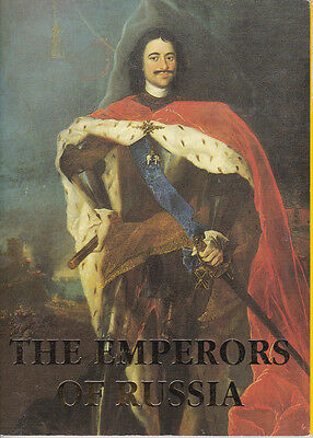 13  Souvenir Cards : THE EMPERORS OF RUSSIA - Art Cards / Portraits!
