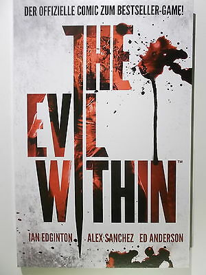 THE EVIL WITHIN Comic zum Game ( Panini 2015 ) NEUWARE