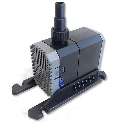 Submersible Pump - Aquarium Fish Tank / Sump / Pond / Water Feature - IFC Range