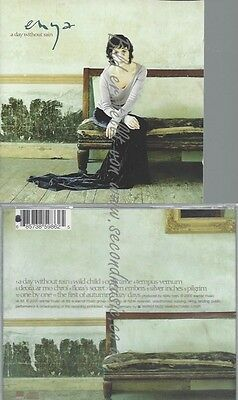 Cd--Enya--A Day Without Rain