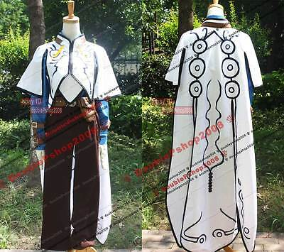 Tales of Zestiria - Sorey Cosplay Costume