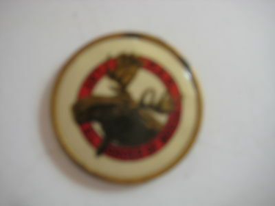 Loyal order of Moose P. A. P. round disk