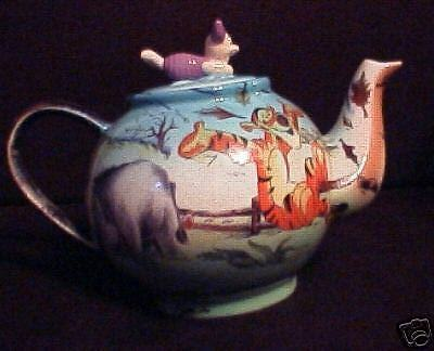 CARDEW POOH & FRIENDS BETTY TEAPOT # 1 PAY PAL