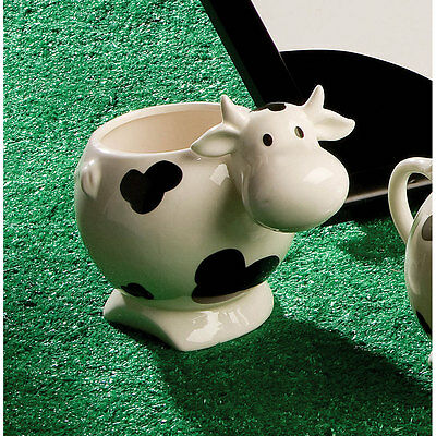 Novelty Cow Sugar Dish Mama Moo 0721666