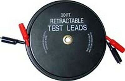 Lang Tools 1137 Retractable Test Leads 2X30Ft