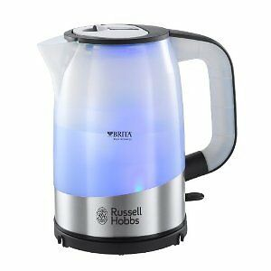 Russell Hobbs 18554 Purity Brita Filter Kettle Includes Free Brita Maxtra Filter