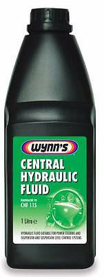 Wynns Central Hydraulic Fluid 189869 Synthetic CHF11S for Power Steering Systems