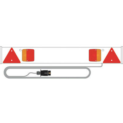 Ring Towing 4 Foot Trailer Lighting Board with 6M Cable RCT816/P