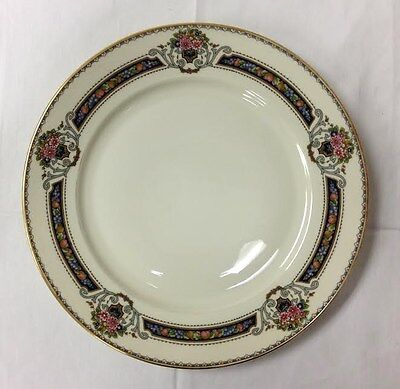 "Rosenthal Ivory ""orelay"" Luncheon Plate 9 1/2"" Porcelain Bavaria"
