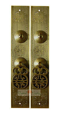 "Cc China Brass Hardware Cabinet Strip Pull 7.1"" Zhdu14"