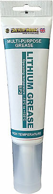 Silverhook EP2 Lithium Grease Multi Purpose 80ml Protects Against Corrosion Wear