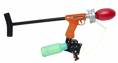 Lucky Line Launcher with Reel Dog Dummy Launcher Gun Dog Retrieving Hunting Game