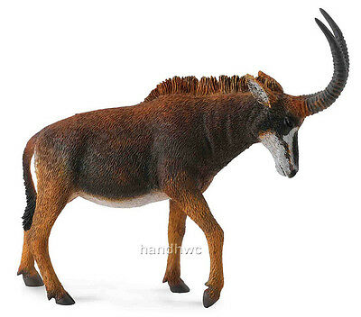 CollectA 88578 Giant Sable Antelope Female Model Animal Toy Figurine - NIP