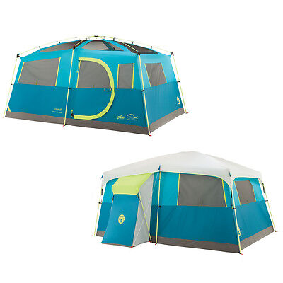 Coleman Tenaya Lake Fast Pitch Cabin Tent with Closet - 8 Person 2000018088
