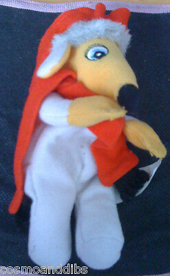 Wombles Orinoco Womble Soft Small Toy Mcdonalds Happy Meal