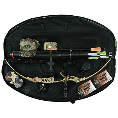FIELD READY Warrior'X 40-60 Lbs Compound Bow Kit Archery Bow Hunting