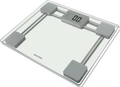 Salter Electronic Bathroom Scale Glass