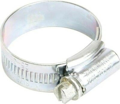Jubilee 1M Zinc Plated Hose Clip 32mm - 45mm